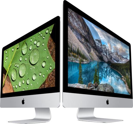 "Apple 21,5"" iMac & 27"" iMac (2015)"