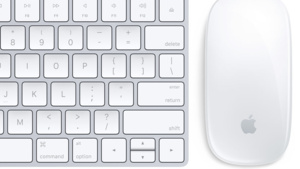 Apple: Magic Keyboard, Mouse 2 & Trackpad 2 mit integriertem Akku