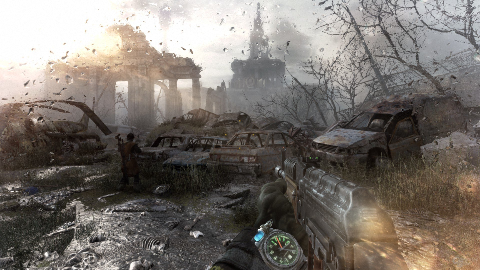 Metro Last Light Redux - Windows