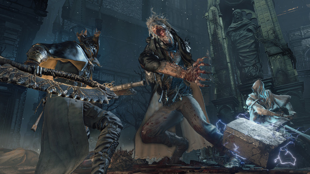 "Bloodborne: ""Game of the Year""-Edition kommt im November"