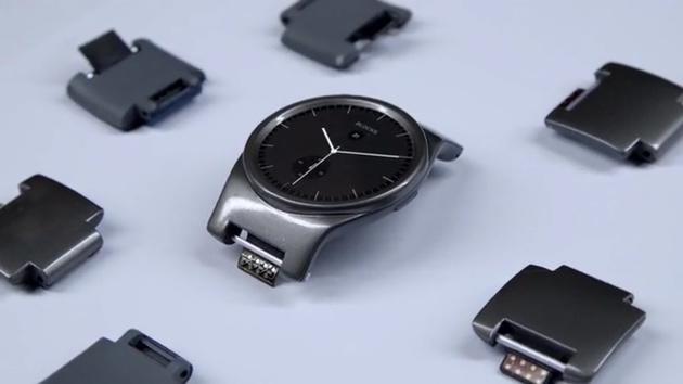 Blocks: Modulare Smartwatch in Gliederform wirdproduziert