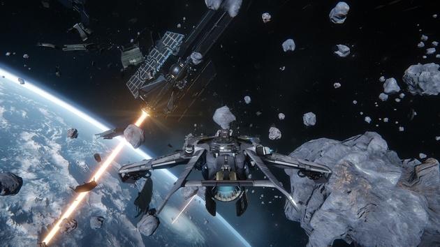Star Citizen: Module und Alpha-Builds für alle Backer freigeschaltet
