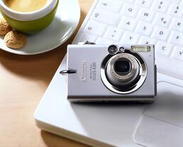 Canon Ixus 430