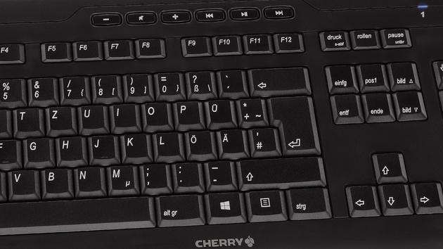 Cherry Stream 3.0: Blaue LEDs und neue Beschriftung für die Evolution Stream