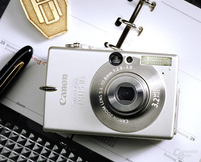 Canon Ixus IIs