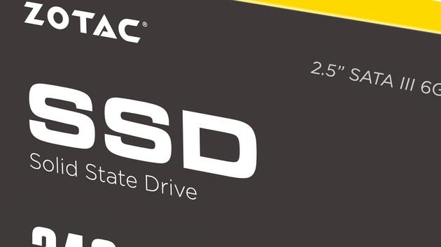 Premium Edition: Auch Zotac vertraut auf Phisons SSD-Controller S10