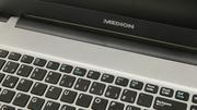 Medion Akoya E6418: Aldi-Notebook mit exotischer CPU und SSDohne DRAM