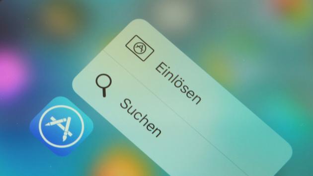 Jailbreak: 3D Touch für alte iPhones mit Mods aus dem Cydia Store