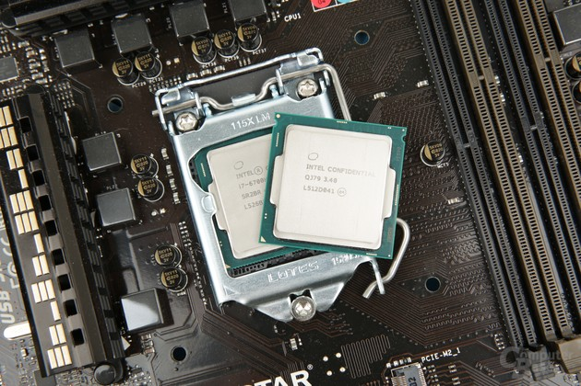 Intels Xeon X3-1230 v5 versagt auf Mainboards für Privatkunden den Dienst