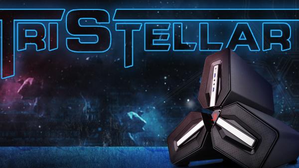 Deepcool TriStellar: Window-Edition des Sterngehäuses erhältlich