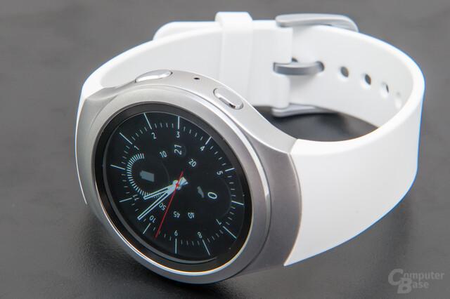 Samsung Gear S2 – Vorderansicht