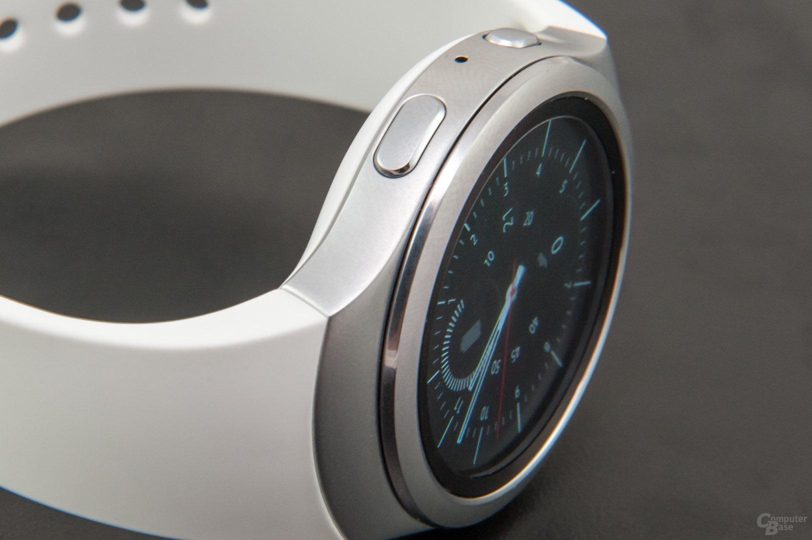 Samsung Gear S2 – Lünette im Detail