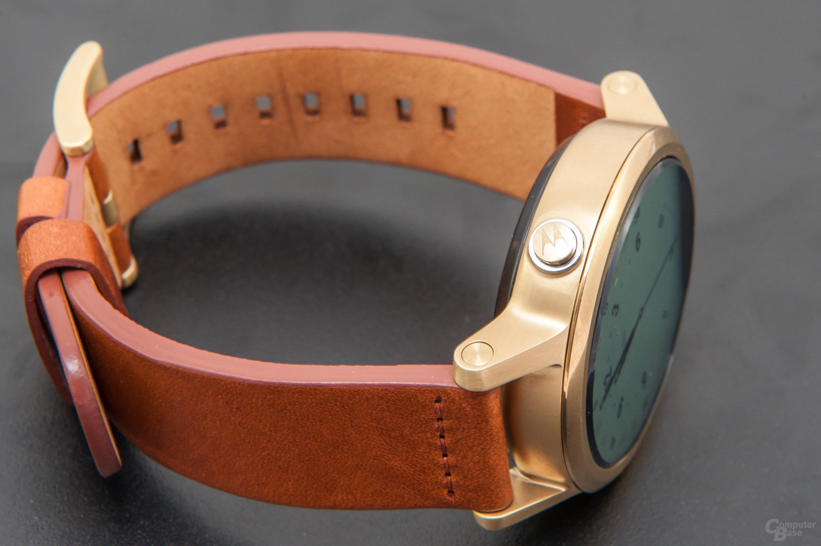 Motorola Moto 360 2nd Gen 42 mm– Homebutton