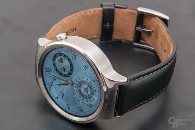 Huawei Watch Classic – Vorderansicht