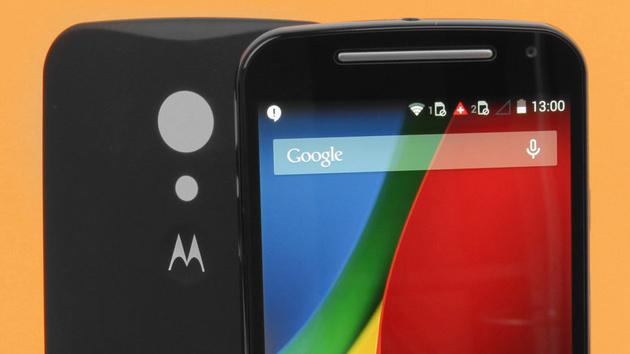 Motorola: Moto G 2. Gen ab 29. Oktober mit LTE für 139 Euro bei Aldi Nord