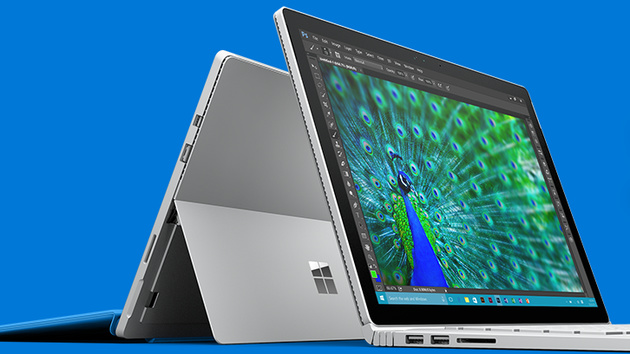 Surface Book: Topmodell mit 1-TB-SSD kostet 3.200 US-Dollar