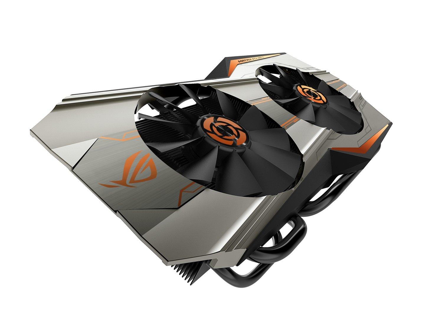 Asus Matrix GTX 980 Ti Platinum