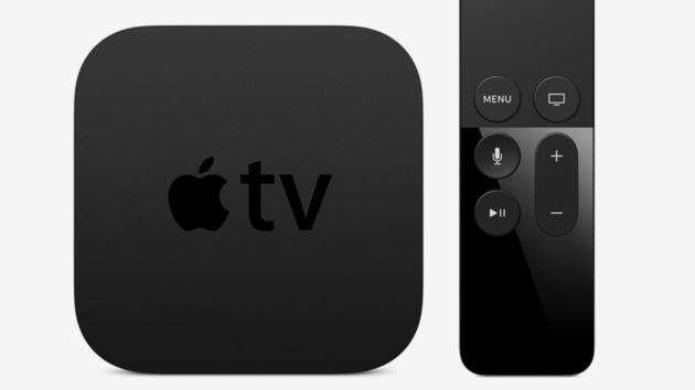 Apple TV: Neues Modell mit Siri und Touch-Fernbedienung ab Montag