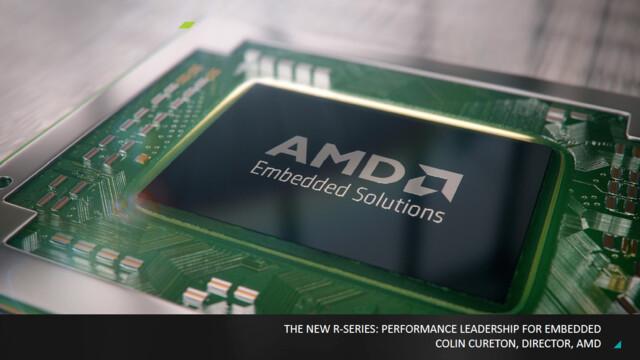 AMD Carrizo für Embedded