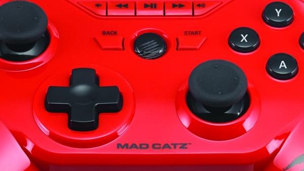 Mad Catz: Gamepad C.T.R.L.R. unterstützt mit Update Xinput
