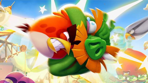Rovio: Angry-Birds-Macher entlässt ein Drittel der Belegschaft