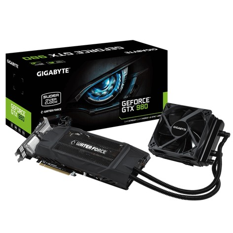 Gigabyte GTX 980 Waterforce Gaming
