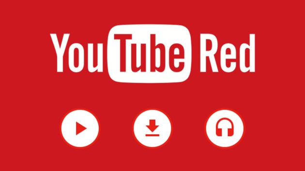 YouTube Red: Werbefrei Videos und Musik für 9,99US-Dollar abspielen