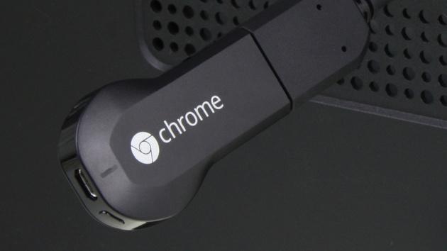 Spotify: Erste Chromecast-Generation unterstützt Streaming-Dienst