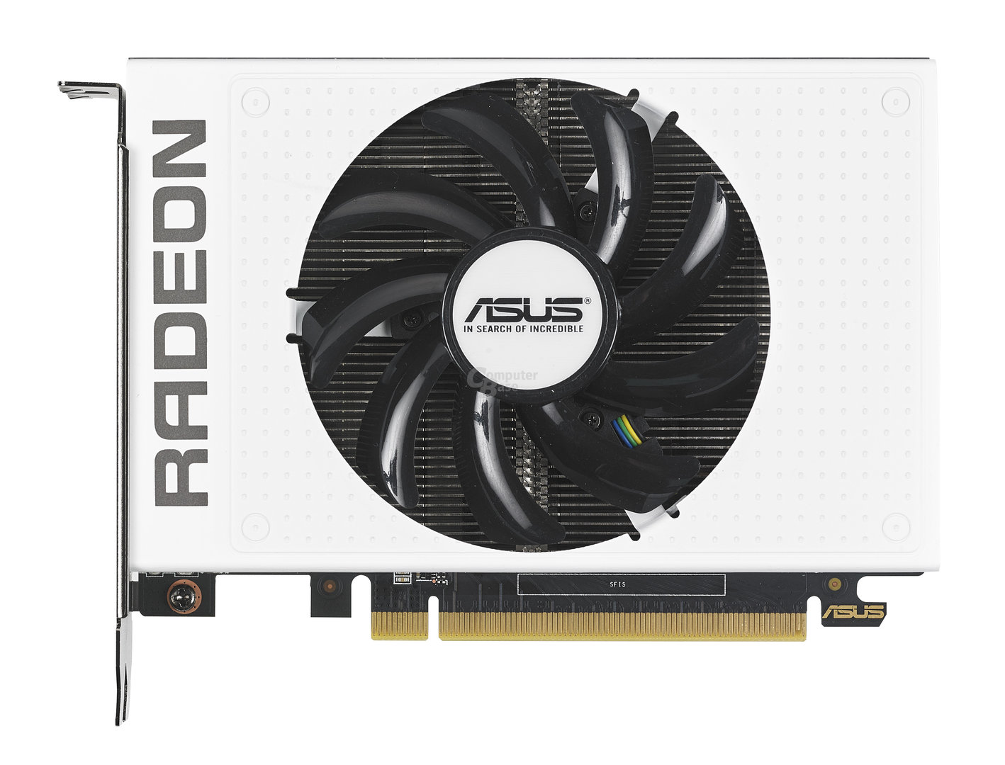 Asus Radeon R9 Nano White