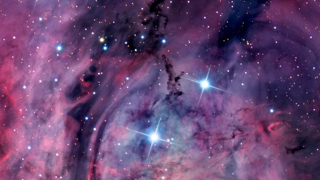 Astronomie: Interaktive Sternenkarte mit 46 Milliarden Pixeln