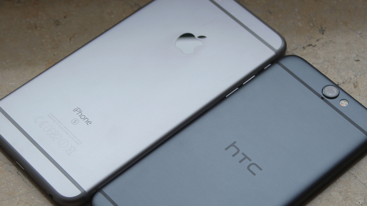 """HTC One A9: """"Es ist Apple, das unser Antennendesign kopiert"""""""