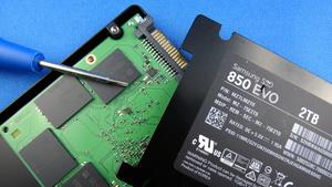 Samsung 850 Evo 2 TB im Test: Günstiger SSD-Riese mit Leistung auf Pro-Niveau