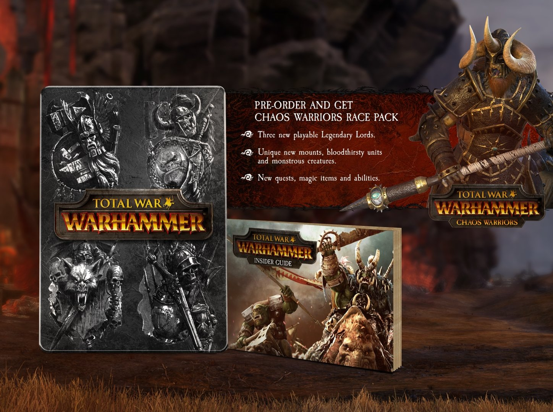 Total War: Warhammer – Limited Edition