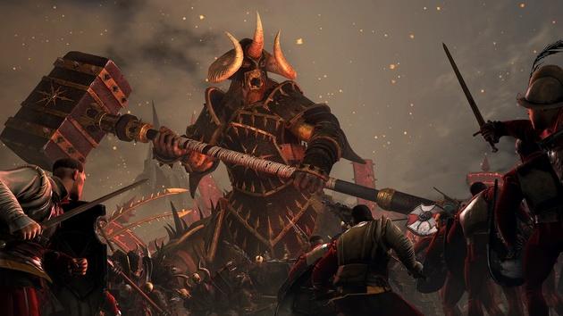 Total War: Warhammer: Erscheint im April, Chaos‑Fraktion als DLC