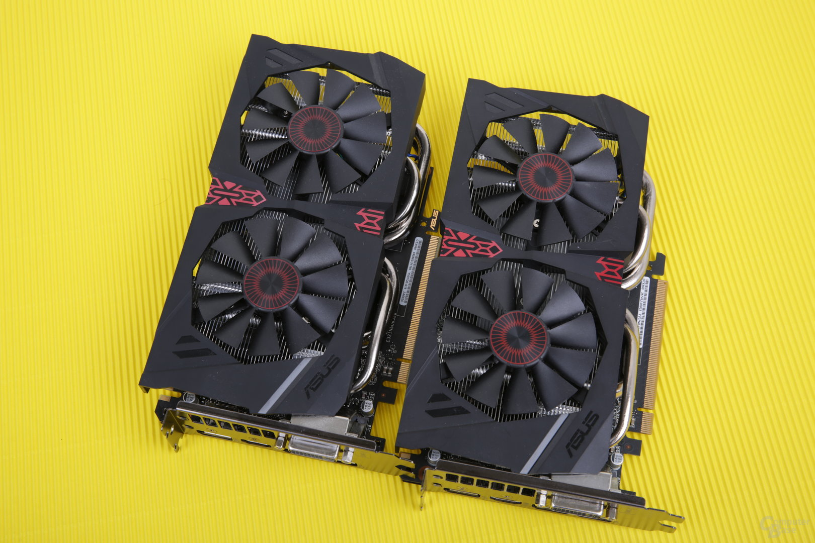 Asus GeForce GTX 960 Strix 2GB und 4GB