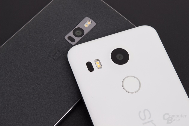 Google Nexus 5X vs. OnePlus 2 im Test