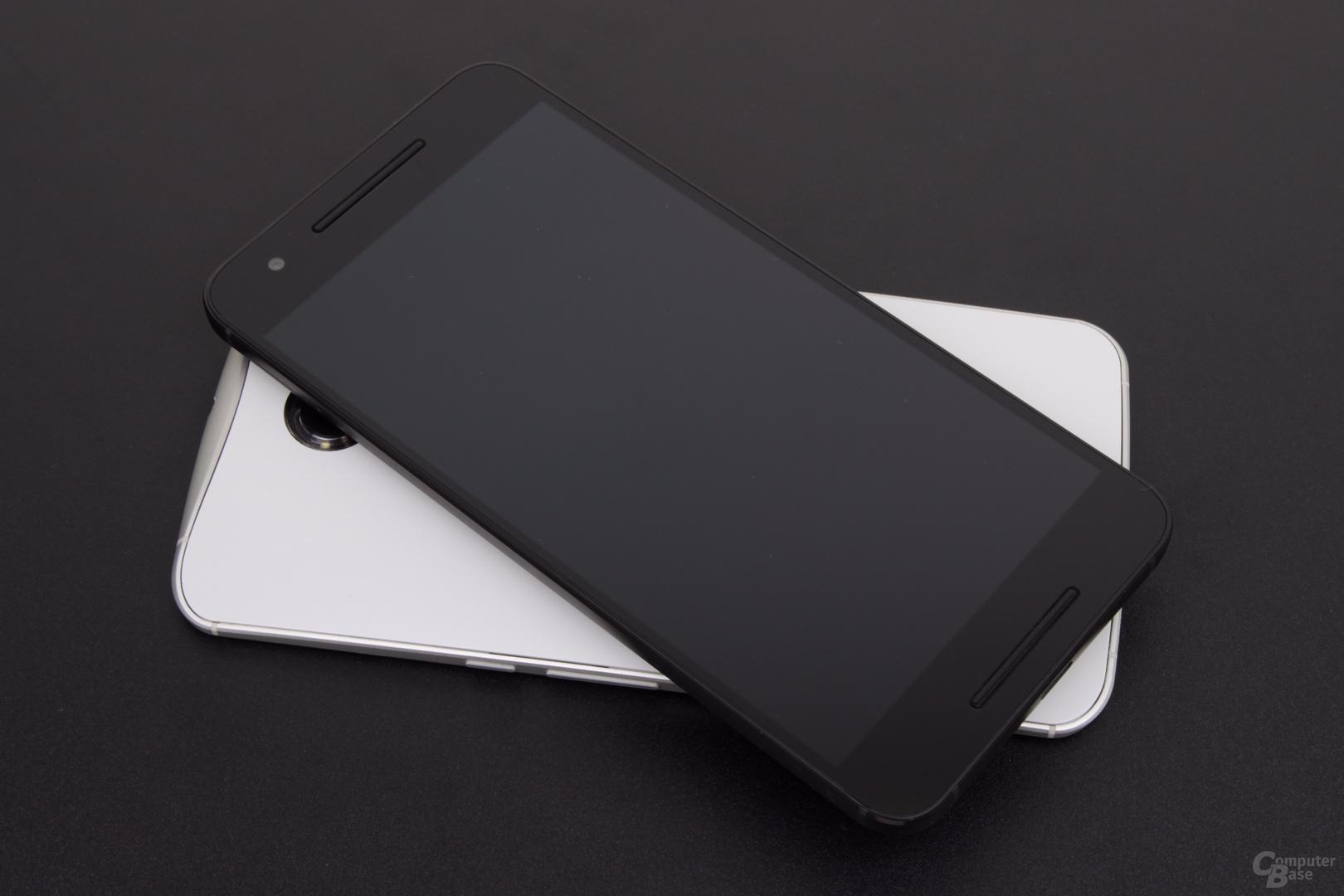 Nexus 6P auf Nexus 6
