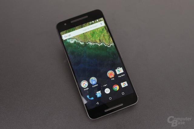 Nexus 6P mit 5,7 Zoll und WQHD-Auflösung