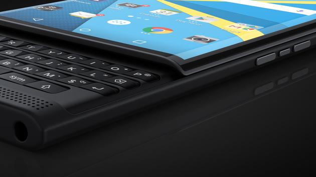 BlackBerry Priv: Vorbestellung gestartet, viele Daten bestätigt