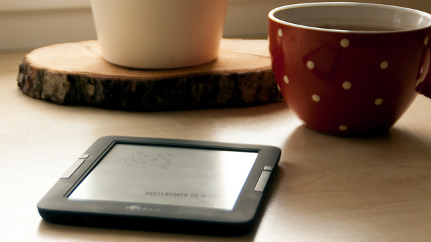 E-Book-Reader: Icarus Illumina XL mit acht Zoll großem Display