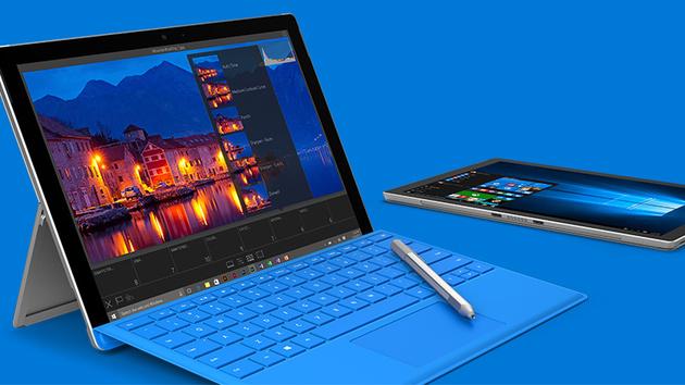 Surface Pro 4: Microsoft nimmt Altgeräte mit bis zu 450 Euro in Zahlung
