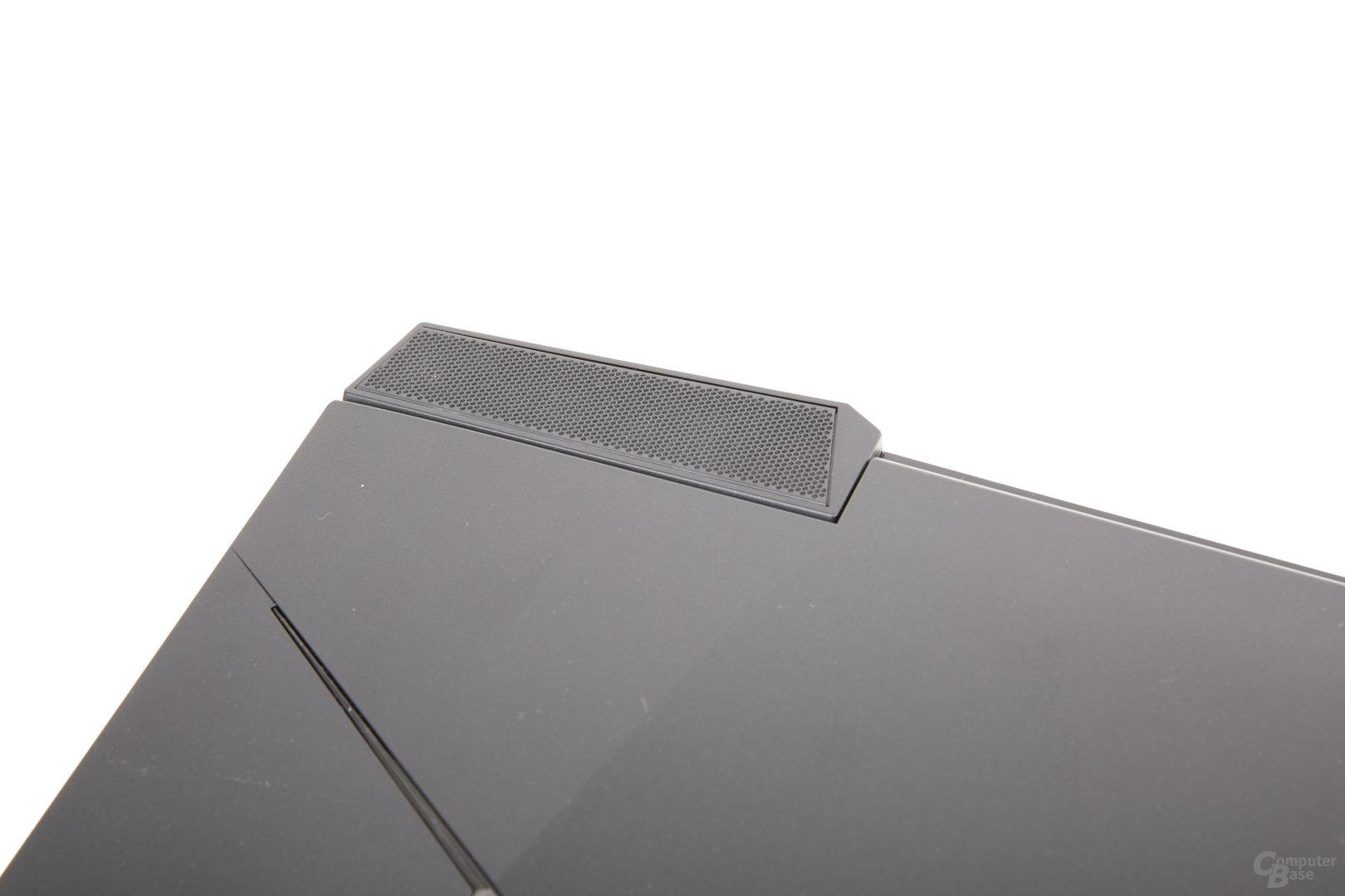 Schenker XMG U726 Ultimate - Lautsprecher
