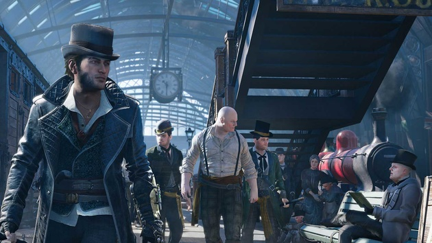 Assassin's Creed Syndicate im Test: Der einzige Star ist die Stadt