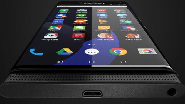 BlackBerry Priv: Android-Apps im Play Store, neue Funktionen bekannt