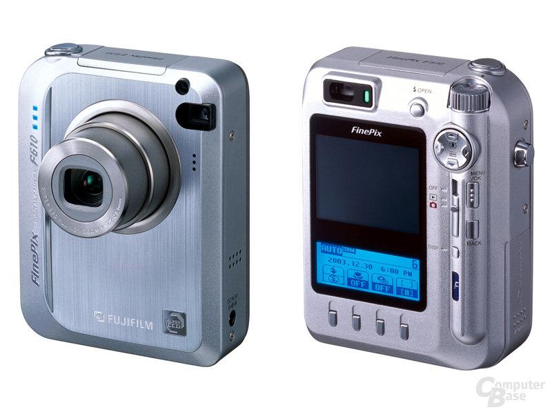 Fujifilm FinePix F610