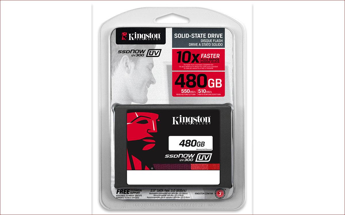 Kingston SSDNow UV300