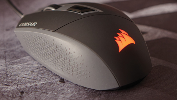Corsair Katar: Maus für FPS- und Moba-Spieler ohne Seitentasten