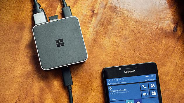 Microsoft: Gratis Display Dock beim Kauf des Lumia 950 XL