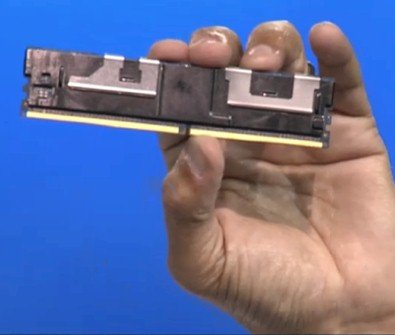 Optane DIMM mit 3D XPoint