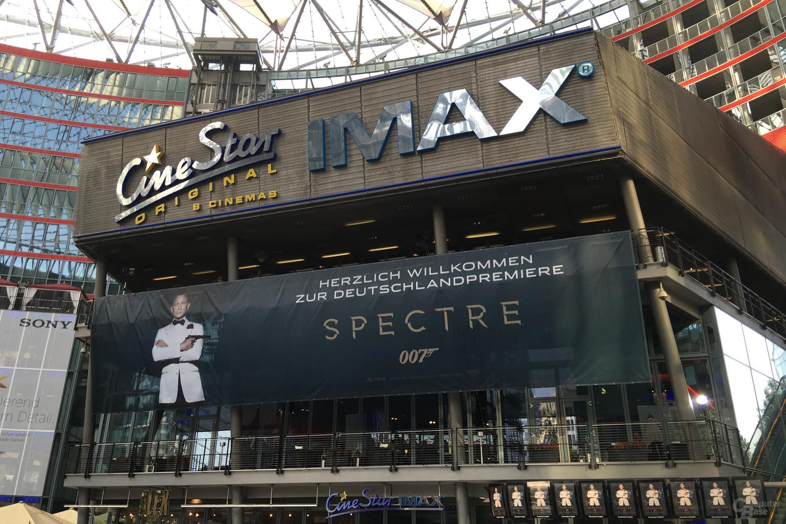 CineStar IMAX im Sony Center